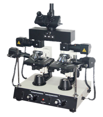 Metallurgical Comparison Microscope